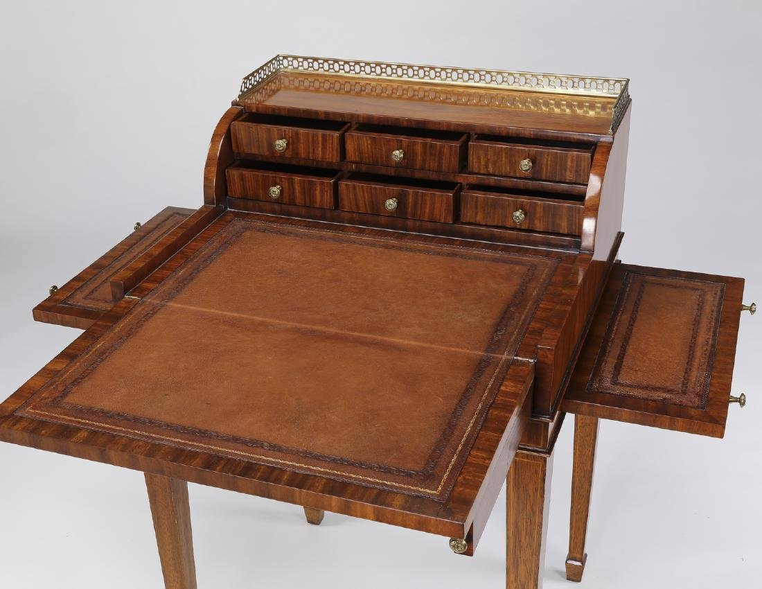 Maitland-Smith diminutive Neoclassical style desk - 5