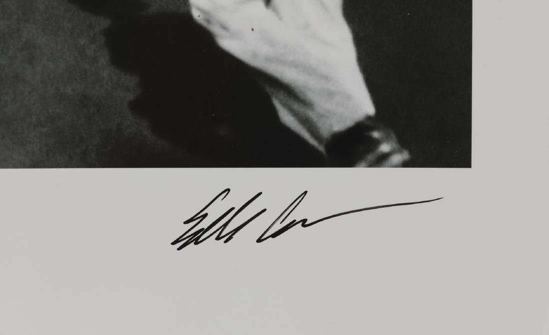 Eddie Adams signed silver print 'Saigon Execution' - 3
