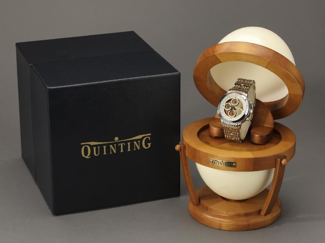 Quinting limited edition 'Mysterious' chronograph