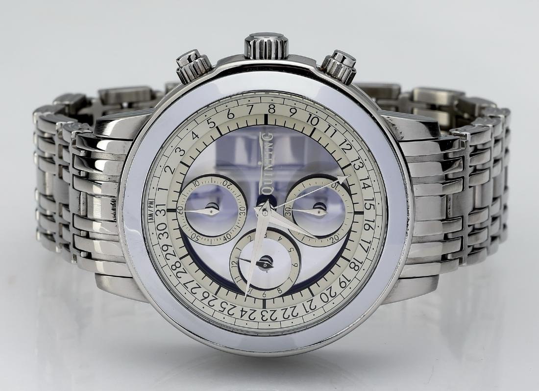 Quinting limited edition 'Mysterious' chronograph - 5