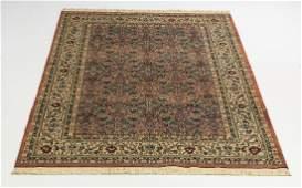 Karastan style carpet with Tabriz design, 5 x 8