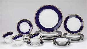 30 pc Rosenthal Frederick the Great table service