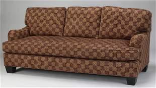 Henredon upholstered sofa 82w