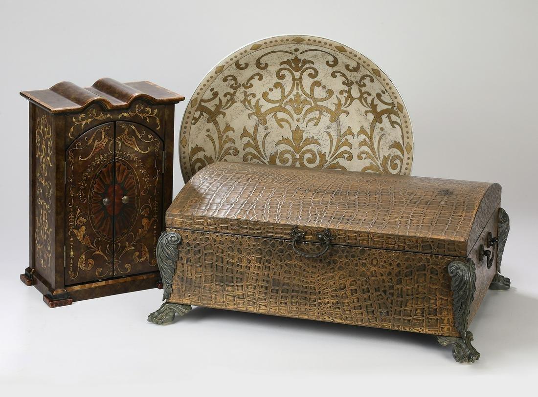 (3 pcs) Decorative tabletop accessories