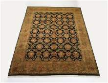 Into-Persian hand knotted wool Sultanabad rug 15 x 12