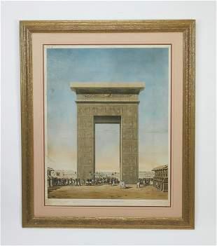 1812 'Description de L'Egypte;' plate 51, engraving