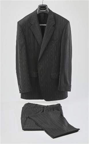 Corneliani two piece single breasted wool suit
