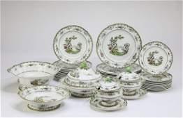 (39 pc) Spode 'Chelsea' dinnerware, c. 1910
