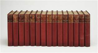(15) 'The Works of Nathaniel Hawthorne' c. 1885