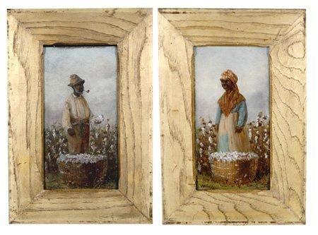 274: William Aiken Walker, oil on panel