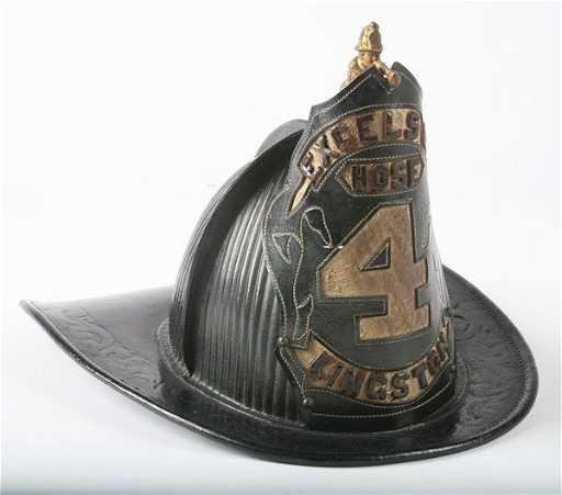 52 Vintage Fireman S Hat