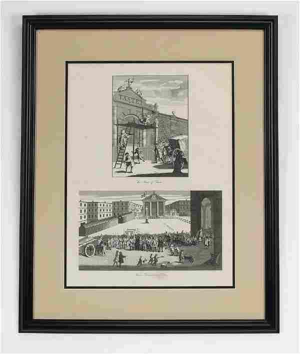 Early 20th c. William Hogarth engraving