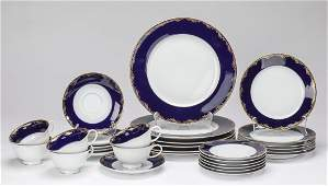 (30 pc) Rosenthal 'Frederick the Great' table service