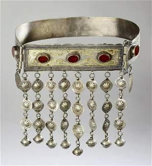 Turkoman Bukov wedding necklace