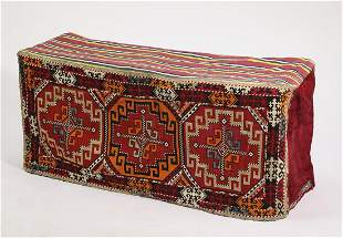 Central Asia hand embroidered mafrash
