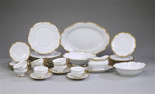 (35 pcs) Hutschenreuther 'Brighton' dinnerware