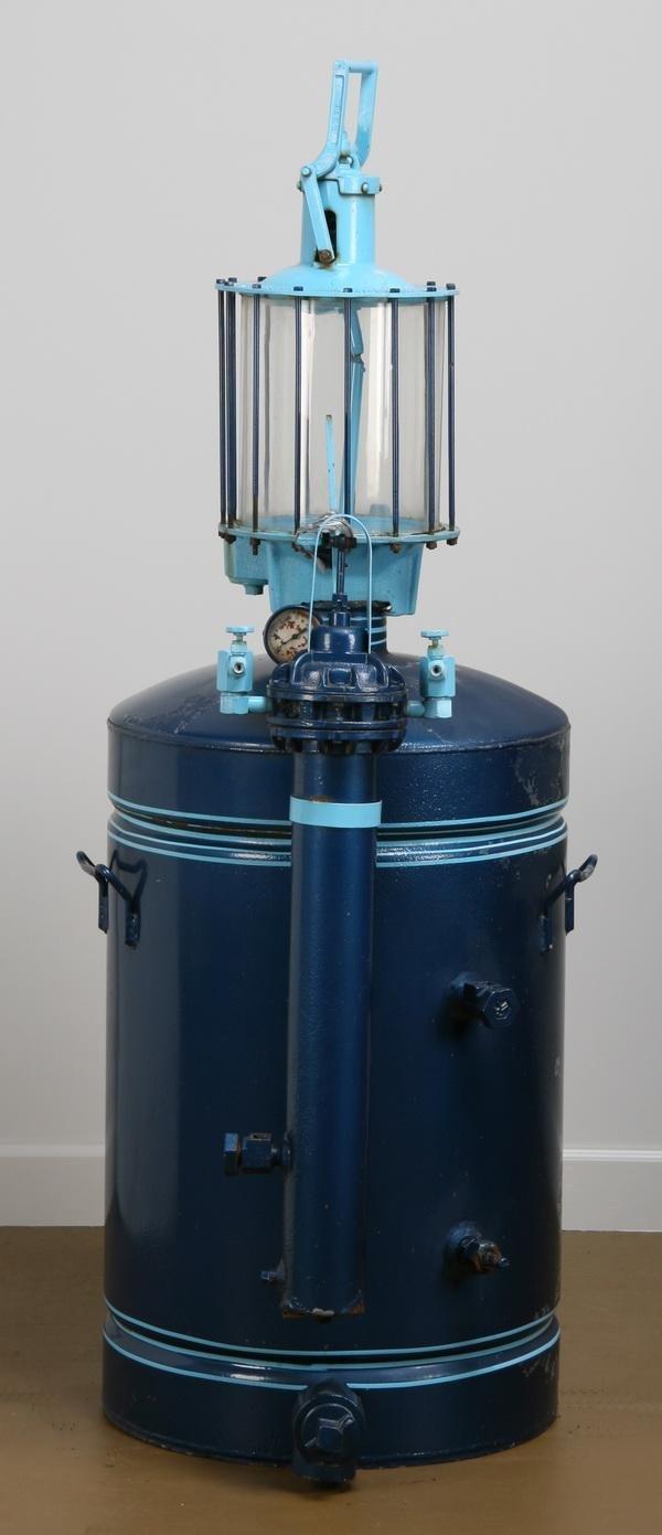 8: Rare original condition kerosene distiller
