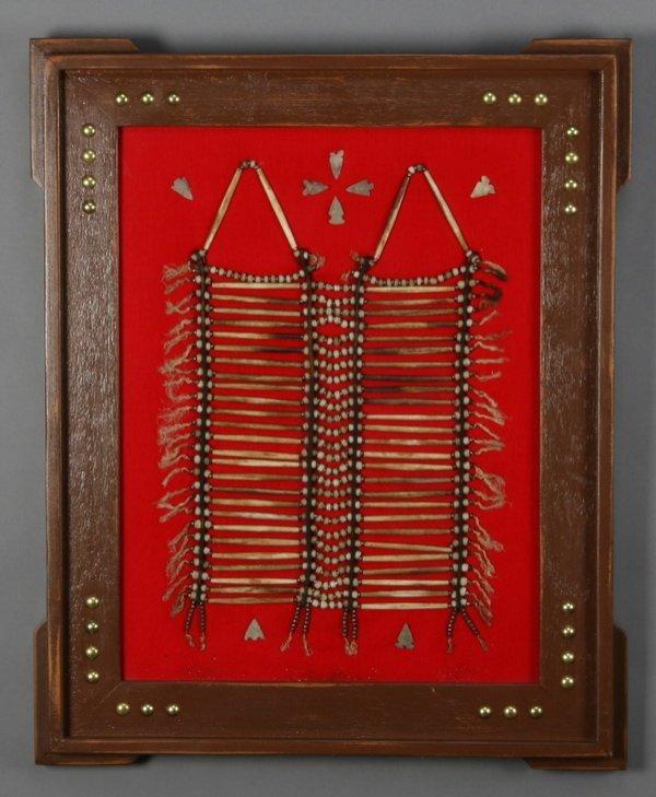 23: Geronimo's ceremonial breastplate