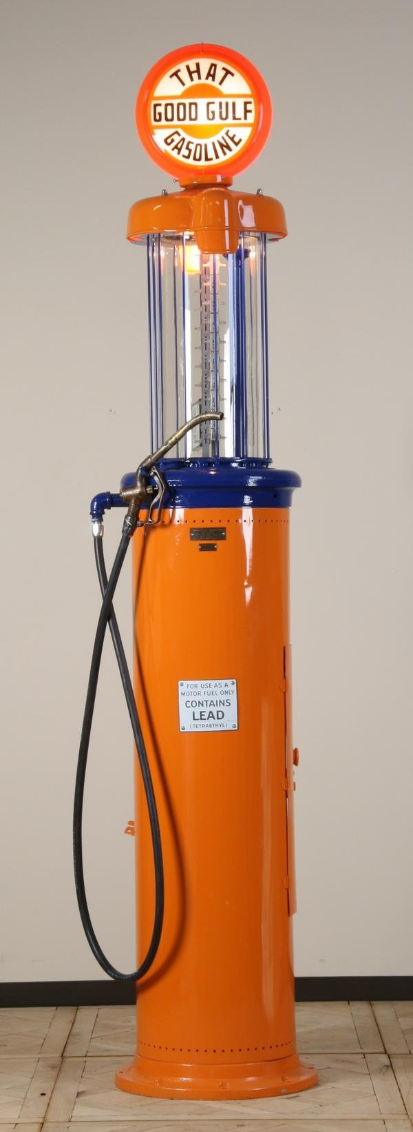 86 Rare Vintage Gas Pump By Tokheim Tank Amp Pump