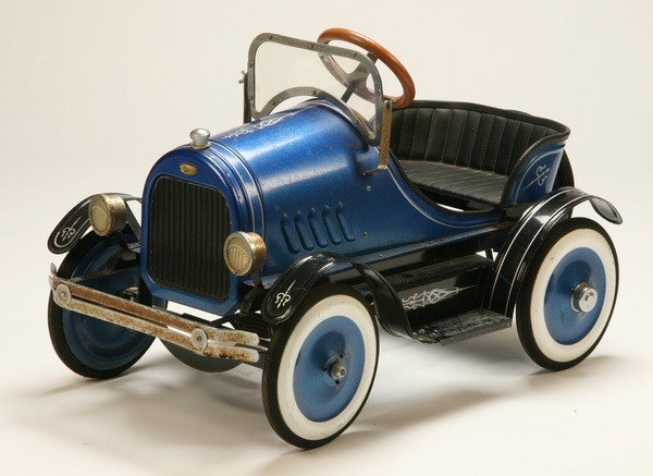 150: Vintage Ford pedal car