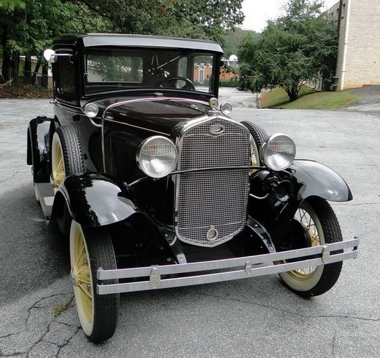 151: 1931 Ford Model A