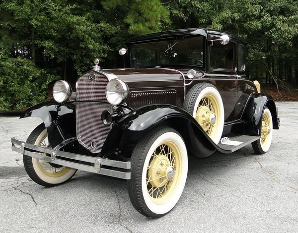151: 1931 Ford Model A - 6
