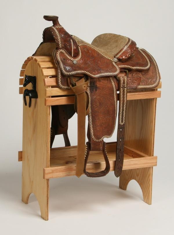 161: Western saddle