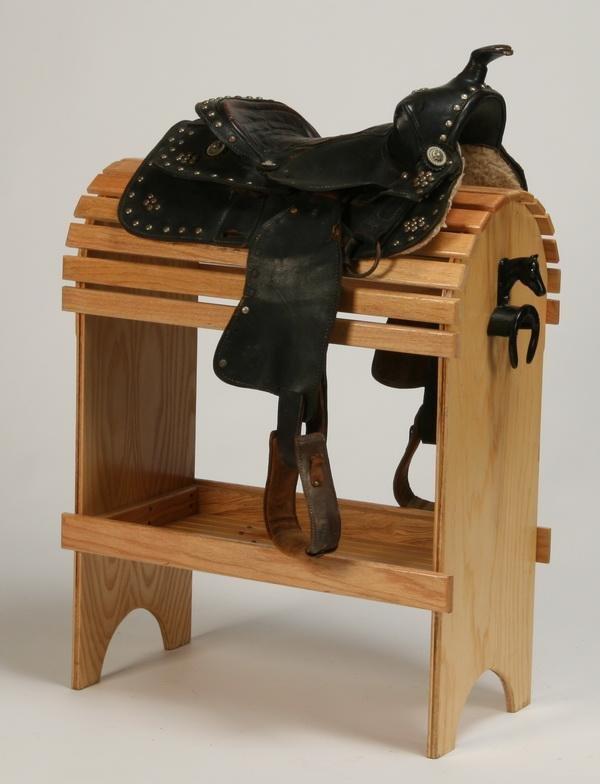 163: Western saddle