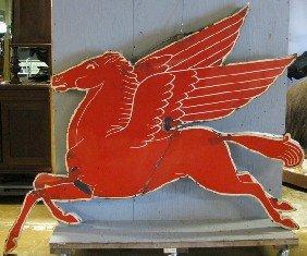 Original Unrestored Pegasus Neon Sign