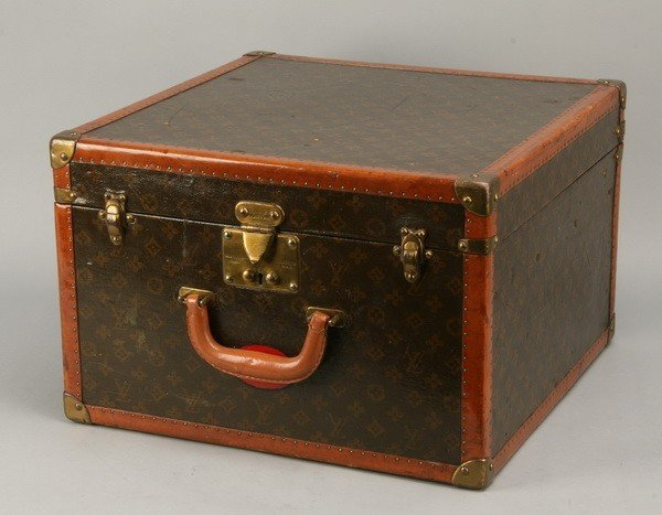 3: 19th c. Louis Vuitton case