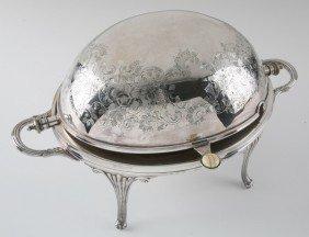 19th C. Irish Silver Tureen