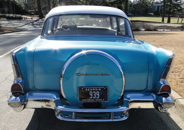 233: 1957 Chevy Biscayne 210 - 5
