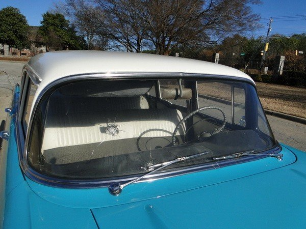 233: 1957 Chevy Biscayne 210 - 6