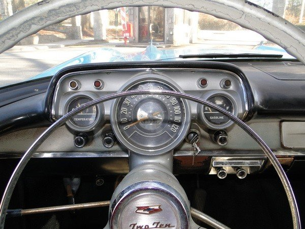 233: 1957 Chevy Biscayne 210 - 9
