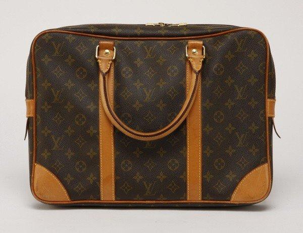 12: Vintage Louis Vuitton briefcase