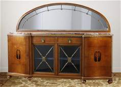 306: Early 20th c. French Art Deco buffet