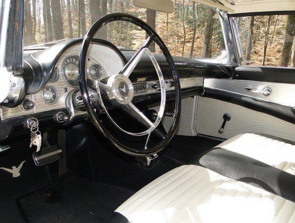 68: 1957 Thunderbird w/ hard top only - 4