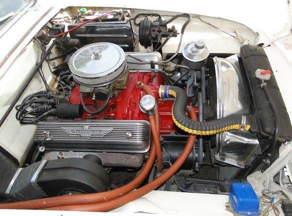 68: 1957 Thunderbird w/ hard top only - 5