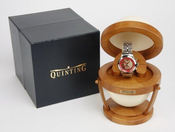 "12: Quinting Swiss ""mystery"" chronometer, #232"