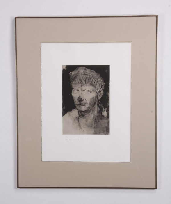 (3) 20th c. limited edition etchings, signed