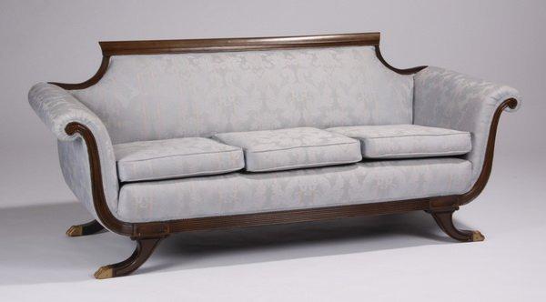 American Empire Style Sofa