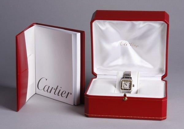 Ladies' Cartier Santos watch