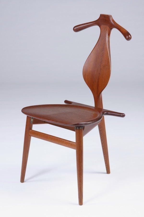 Wegner Johannes Hansen Valet Chair