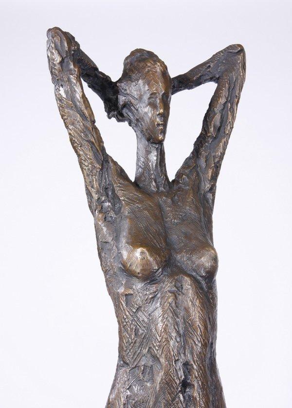 (2) Lifesize Tom Corbin bronze sculptures - 3