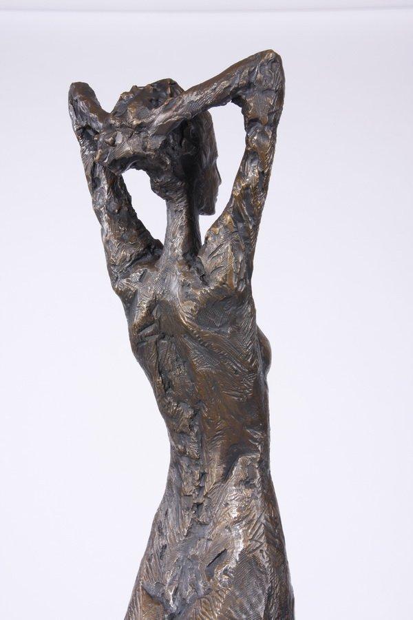(2) Lifesize Tom Corbin bronze sculptures - 5