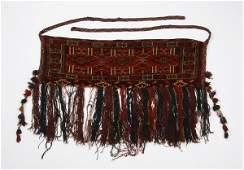 Early 20th c Turkish saddlebag