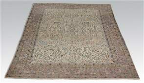 1930s Persian Kerman area rug