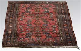 1940s Persian Lilihan area rug