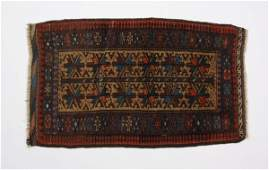 2 Mid 20th c Persian prayer rugs