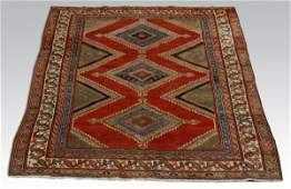 Early 20th c Persian Malayer rug
